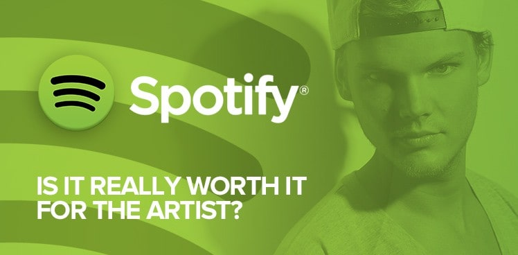 Spotify: A Muscian's Dream Or Nightmare? INFOGRAPHIC