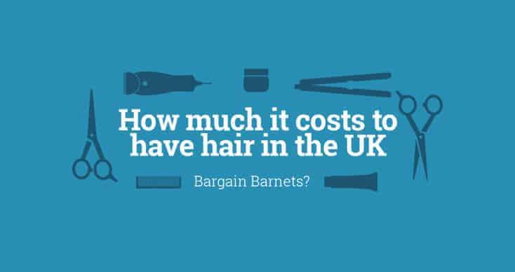 British Women spend £751 on their hair each year