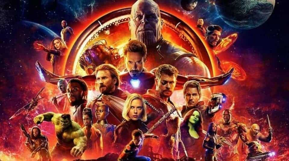Marvel Cinematic Universe at the box office [ INFOGRAPHIC ]
