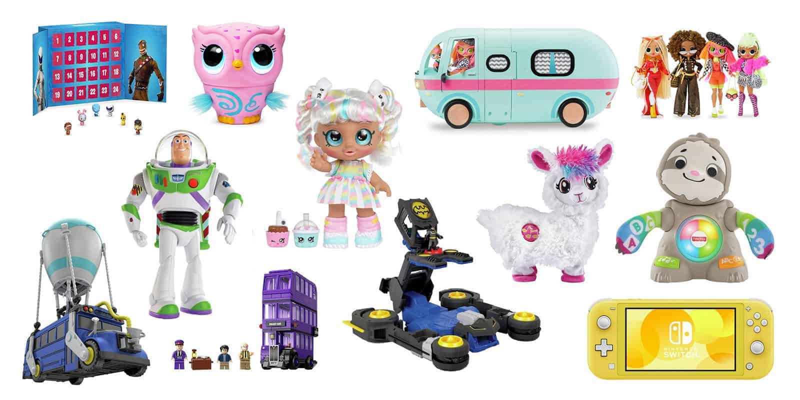 Top 20 Christmas Toys 2019: The must have Christmas toys for boys & girls