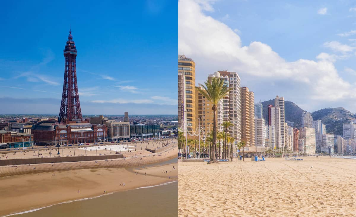Blackpool vs Benidorm: Where to holiday in 2020?