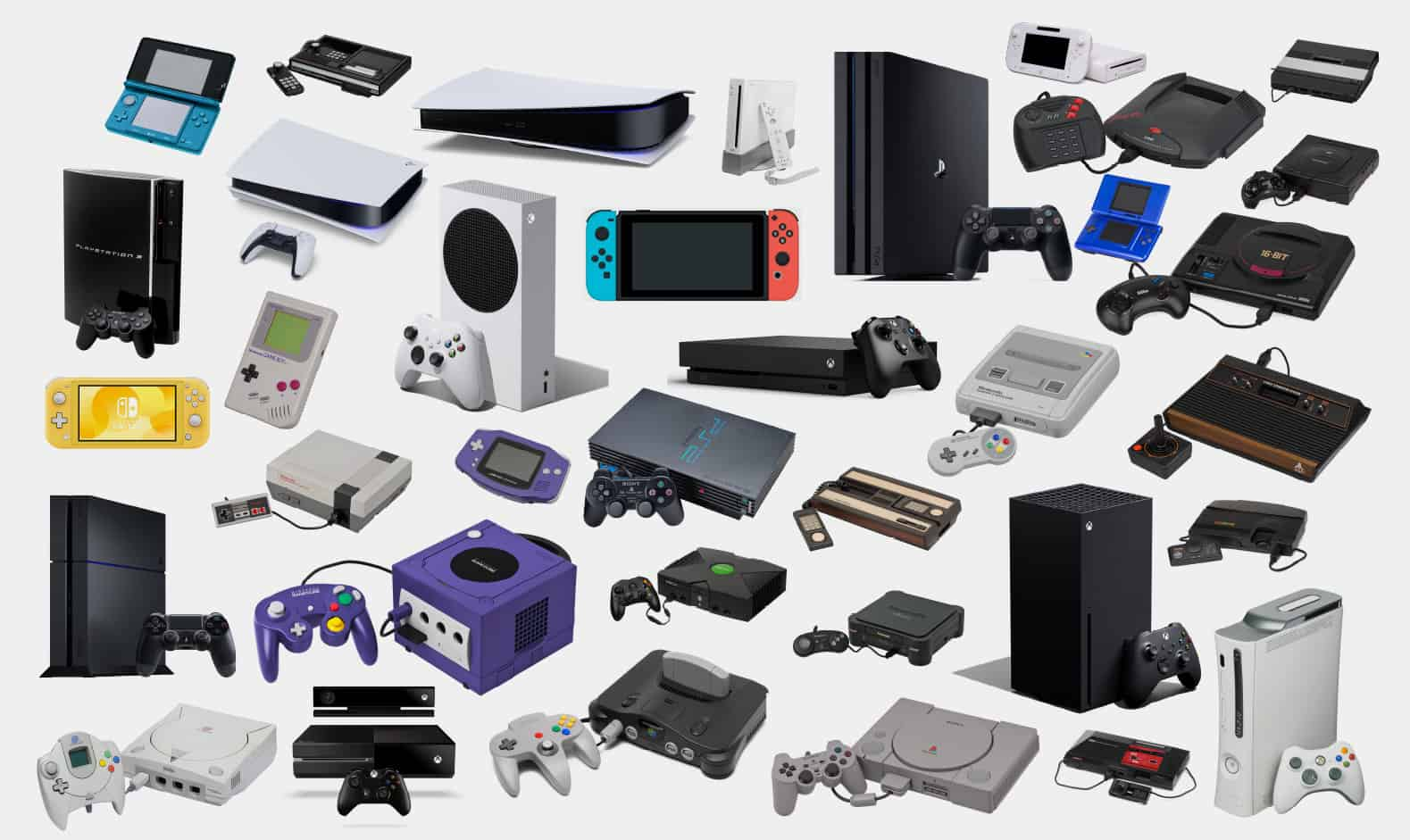The real cost of popular gaming consoles through the years