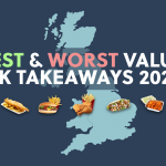 The Best & Worst Value Takeaways in the UK 2021