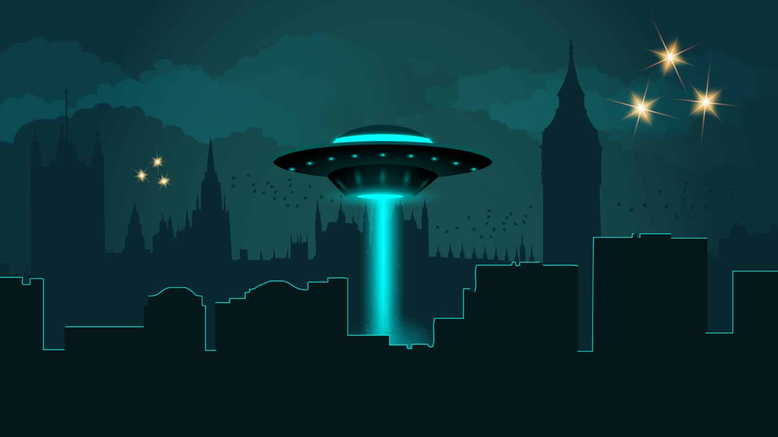 UFO Hunting Staycations